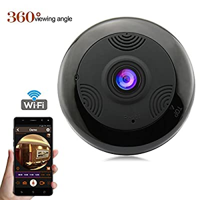 Padcod HD IP Camera Wireless with Two-way Audio, Night Vision Camera, 960P Camera for Pet Baby Monitoring,Home Security, Motion Detection Indoor Camera with Micro SD Card Slot