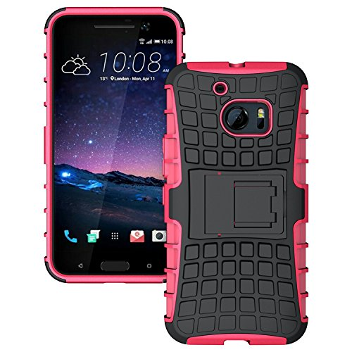 htc-10-casenomotm-shock-absorption-hybrid-dual-layer-armor-defender-protective-case-cover-with-kicks