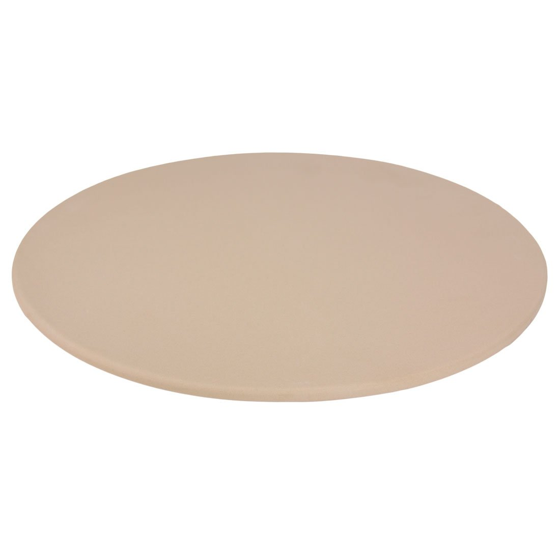 "American Bakeware 15"" Round Pizza Stone - Non Stick Ceramic Stoneware - Heat Resistant to 400 °F - No Metal, Lead, or other Harmful Materials - Safe for Ovens, Microwaves, Dishwasher, Made in the USA"