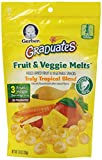 Cheap Gerber Graduates Fruit and Veggie Melts, Truly Tropical Blend, 1 Ounce (Pack of 7)