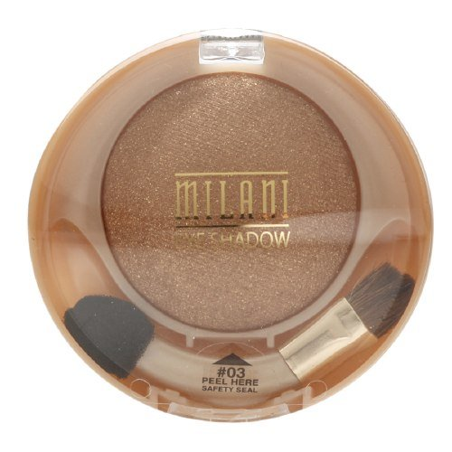 Milani Runway Eyes Eye Shadow, Bronze Doll 03 0.07 oz (2.1 g)