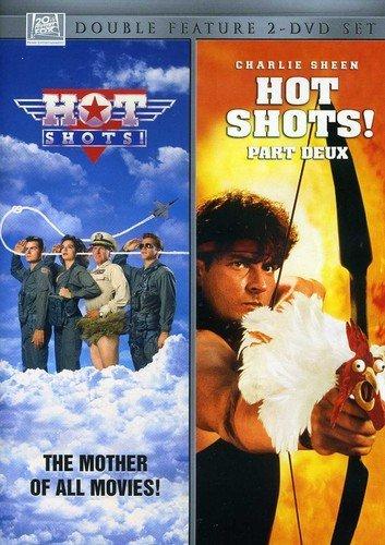 (Hot Shots! / Hot Shots! Part Deux (Double Feature))