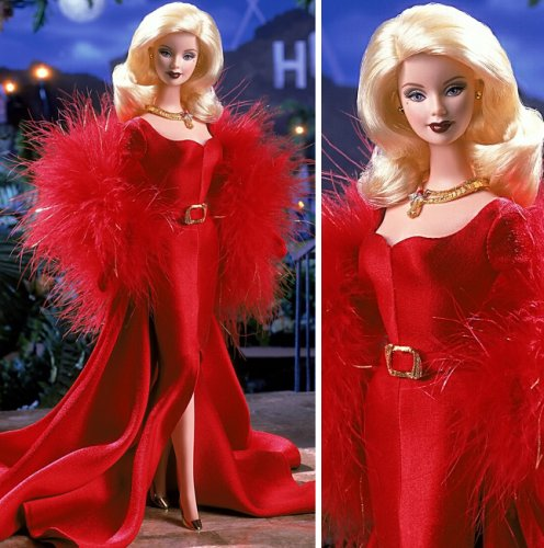 (Barbie 2001 Collector Edition Fifth in Series - Hollywood Movie Star Collection)