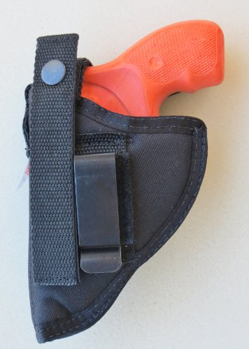Hip Holster for Ruger LCR Revolver in 22, 38, 357 & 9mm (Best 9 Shot 22 Revolver)