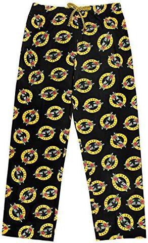 Mens Straight Outta Taco Bell Jogger Shorts Pajama Short