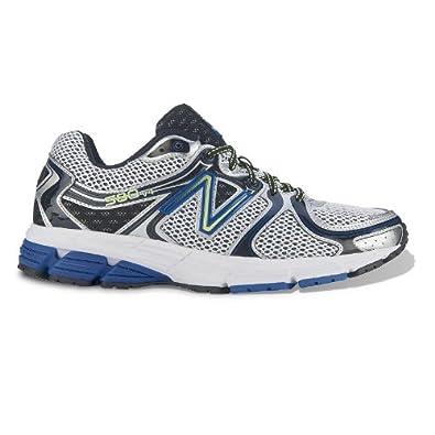 super popular c4cf0 24844 Amazon.com | New Balance White 580v4 Wide Running Shoes ...