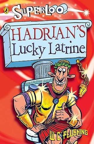 book cover of Hadrians Lucky Latrine
