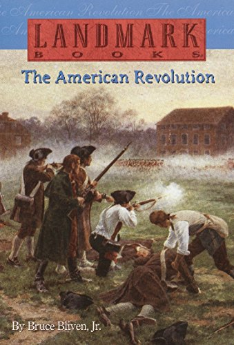 The American Revolution (Landmark Books)