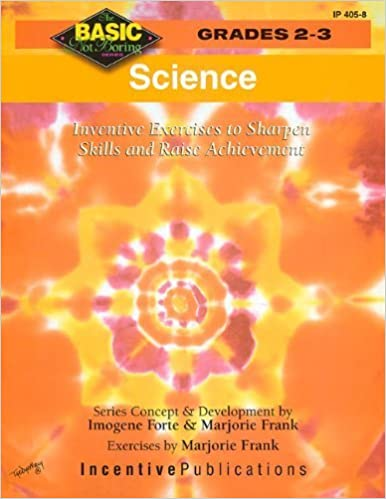 Science Grades 2-3: Inventive Exercises to Sharpen Skills and Raise Achievement (BNB) by Frank, Marjorie (1998)