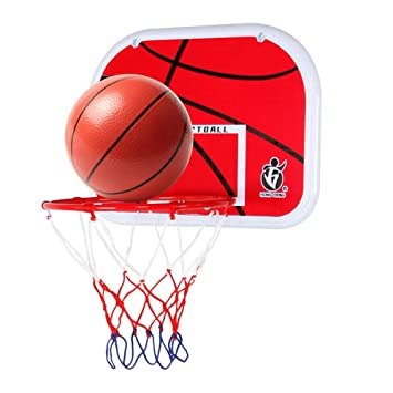 Canasta Baloncesto Infantil,Oficina Habitación Jardín Aro ...