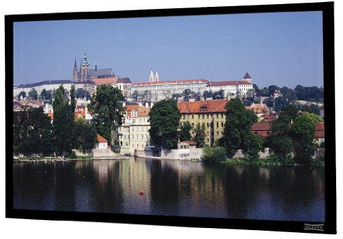 - Imager Black Fixed Frame Projection Screen Viewing Area: 78