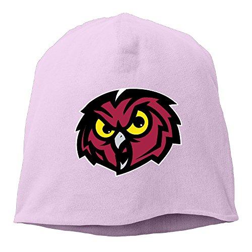 Jason V Costume (Caromn Temple University Owls Beanies Skull Ski Cap Hat Pink)
