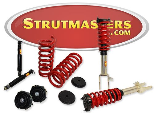 Strutmasters 4 Wheel Air Suspension Conversion Kit for 2003-2009 Mercedes Benz E500 4MATIC Wagon