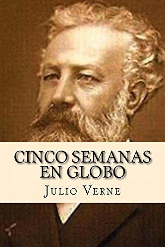 Descargar Libro Cinco Semanas En Globo Julio Verne