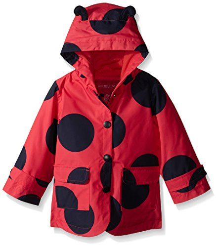 rain jacket girl 2t - 9