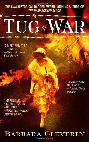 (Tug of War: A Joe Sandilands Mystery (Joe Sandilands Mysteries) by Barbara Cleverly (2008-04-29))