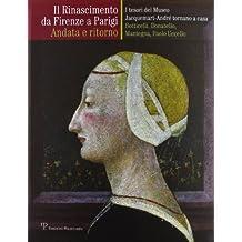 Il Rinascimento da Firenze a Parigi. Andata e ritorno: I tesori del Museo Jacquemart-Andre tornano a casa. Botticelli, Donatello, Mantegna, Paolo Uccello