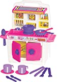 Toyzone Disney Princess Little Kitchen Set, Pink