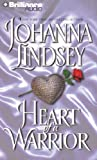 Heart of a Warrior by Johanna Lindsey front cover
