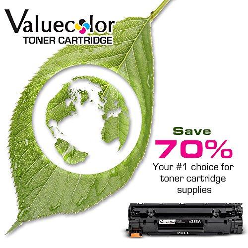 HP 83A CF283A Comaptible Toner Cartridge (2 Black) High