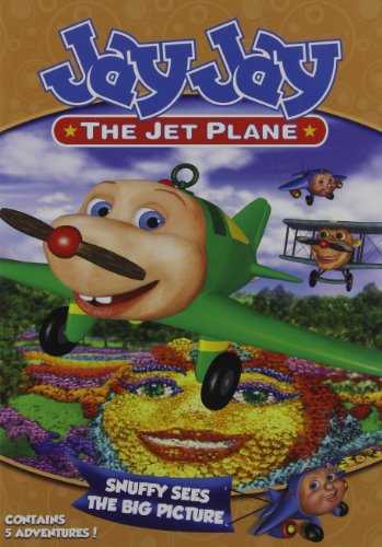 Jay Jay the Jet Plane: Snuffy Sees the Big Picture