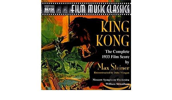 King Kong: Film Music Classics: Stromberg,William T.: Amazon.es ...