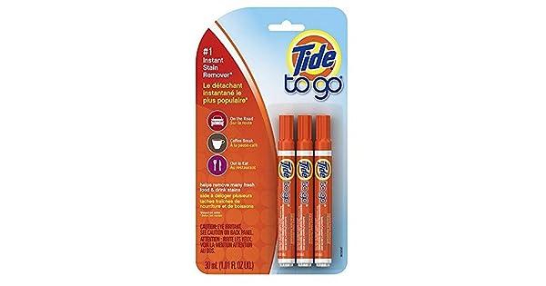 Amazon.com: Tide to Go - Bolígrafos quitamanchas ...