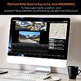 Vantrue N4 Triple Lens Dash Cam 3 Channel 1440P