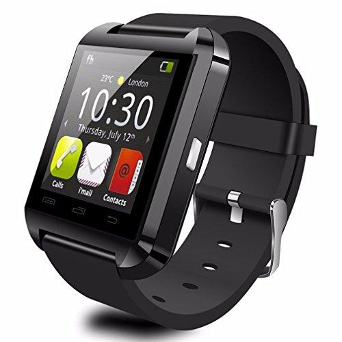 (U8 Bluetooth Smart Watch Sports Passometer Altimeter Music Player Wrist Watch)