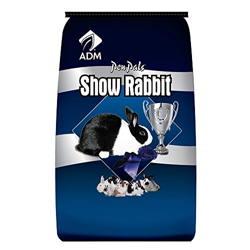 ADM ANIMAL NUTRITION Pen Pals Prof Show Rabbit 50lb
