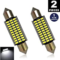 LUYED 2 X 330 Lumens Super Bright 3014 33-EX Chipsets...