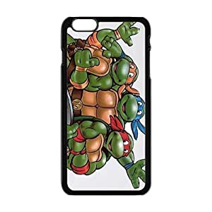 Cool Painting Teenage Mutant Ninja Turtles Cell Phone Case for Iphone 6 Plus