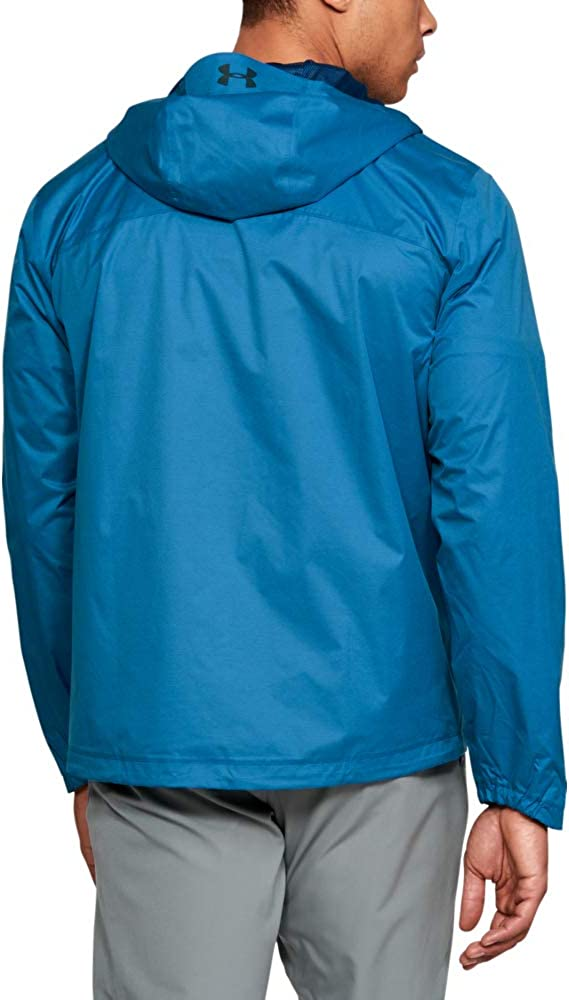 Under Armour Mens Bora 2l Lined Shell Hoodie