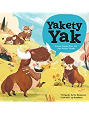 Yakety Yak - Animal Names That Are Also Action Words