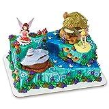 Decopac Disney Fairies Pixie Hollow Signature DecoSet Cake Topper