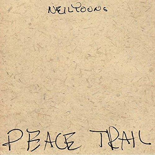 CD : Neil Young - Peace Trail (CD)