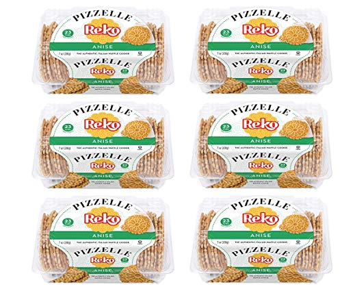 Top 9 best pizzelle cookies anise 2019