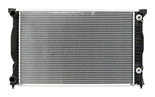 - Radiator - Pacific Best Inc For/Fit 2556 02-05 Audi A4 S4 1.8L w/ EOC 03-06 A4 S4 Cabriolet 1.8L PTAC