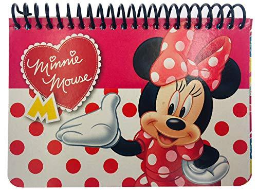 Mickey Autograph (Disney Mickey Autograph Book - Minnie - Heart)