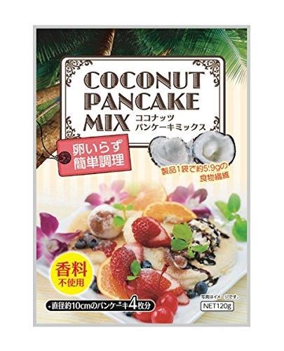 Em Eye Aigle coconut pancake mix 120gX10 bags by Em Eye Aigle