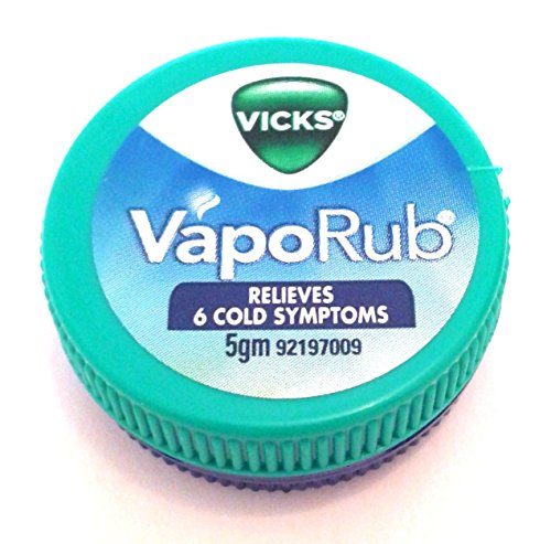vicks-vaporub-cough-suppressant-topical-analgesic-ointment-handy-carry-pocket-size-018oz-5g-by-vicks