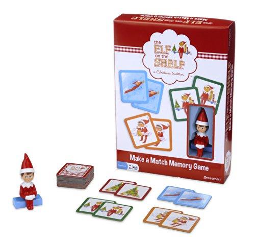 make a christmas board game - 6