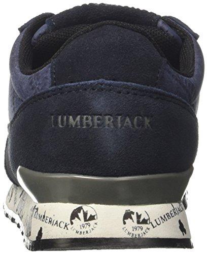 Lumberjack Freedom - Zapatilla Baja Niños Blu (Navy Blue)