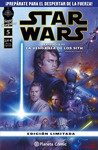 Descargar Libro Star Wars Episodio Iii : La Venganza De Los Sith Varios Autores