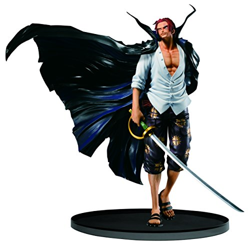 Banpresto One Piece World Figure Colosseum Vol. 2 Figure - Shanks - Shanks