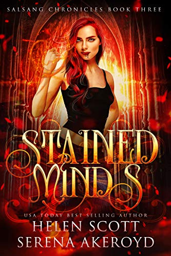 Stained Minds by Helen Scott and Serena Akeroyd
