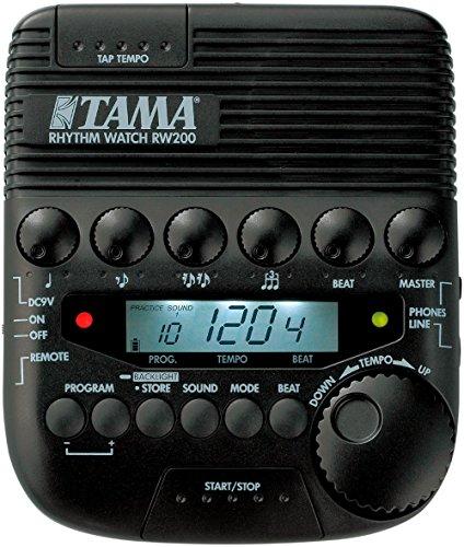 Tama Watch - Tama RW200 Rhythm Watch - Drummer's Metronome