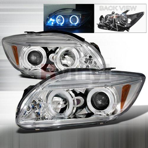 Spec-D Tuning Scion tC 2004 2005 2006 LED Halo Projector Headlights - ()