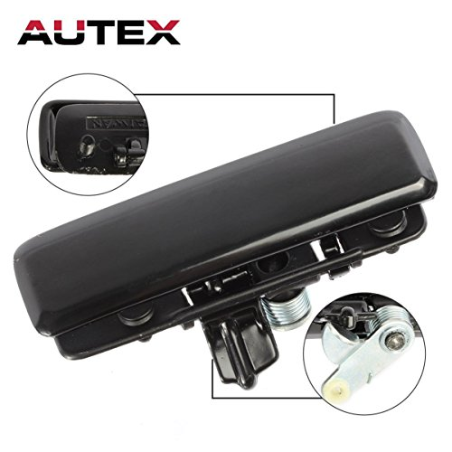 AUTEX Exterior Outer Front Right Passenger Side Door Handle for 1990 1991 1992 1993 1994 1995 1996 Chevrolet Lumina - Apv Lumina Replacement Chevrolet