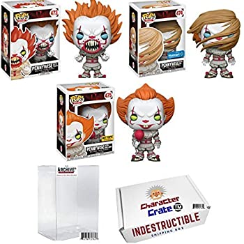 Amazon Com Funko Pop It Pennywise With Balloon Limited